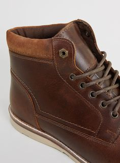 Douglas Tan Lace Up Chukka Boots - View All Shoes & Boots - Shoes ...