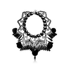 Black as Night Mink Crew Necklace - Accessories | LOUIS VUITTON