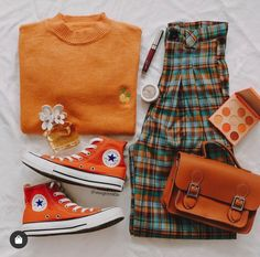 Vintage Outfits, Retro Outfits, Cute Casual Outfits, Aesthetic Fashion, Aesthetic Clothes, Teen Fashion Outfits, Fall Outfits, Jugend Mode Outfits, Vintage Glam