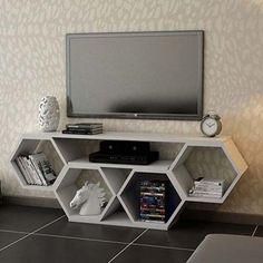 146 custom design tv wall tips for the living room 22 Tv Unit Furniture Design, Tv Unit Interior Design, Tv Wall Design, Interior Decorating, Modern Tv Cabinet, Modern Tv Wall Units, Modern Tv Room, Modern Closet, Kitchen Modern