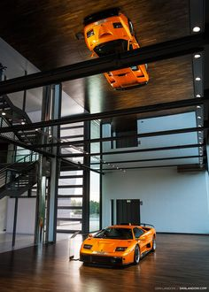 Lamborghini Diablo GT.