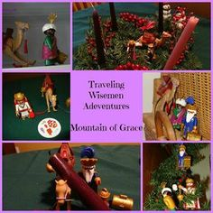 Mountain of Grace Homeschooling: Traveling Wisemen Adventures