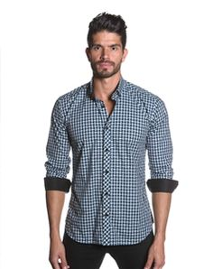 Jared Lang Shirts | Designer Shirt- Avery 011