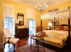 Places to stay in Charleston, SC | The Laurens Room at The Governor's House Inn