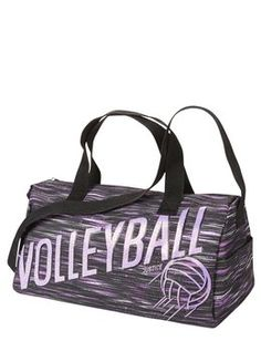 Space Dyed Volleyball Duffle Bag