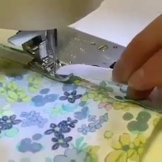 """Another """"foot"""" I need to purchase! Sewing Toys, Sewing Clothes, Sewing Crafts, Sewing Projects, Sewing Basics, Sewing Hacks, Sewing Tutorials, Sewing Machine Accessories, Sewing Lessons"""