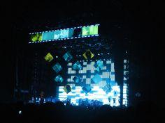 More Radiohead Coachella 2012, Radiohead, Water Bottle, Concert, Art, Art Background, Kunst, Water Bottles, Concerts