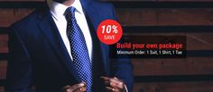 Edmonton tailor Specter and Company offers custom bespoke suits