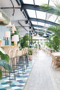 La péniche Polpo - Terrazas parisinas donde comer y ser feliz