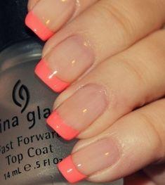 Unhas para o verão http://vilamulher.terra.com.br/beleza/corpo/unhas-decoradas-para-o-verao-2014-2-1-13-1356.html #summer #nails #unhas