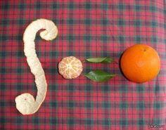 Немного мандаринов математикам Или самое простое объяснение того, что такое интеграл  мандарины, интеграл, все гениальное просто