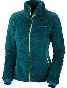 Columbia Women's Pearl Plush II Fleece, Blue Forest, Large - http://womenswintercoats.hzhtlawyer.com/columbia-womens-pearl-plush-ii-fleece-blue-forest-large/