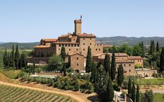 Our headquarters for the retreat- Castello Banfi Il Borgo: Ladies! I have put up the board for the retreat to help you plan. Of course, it is not open yet. I will open it the night of the 26th of September. Arrivals on the 27th :) So make sure you are following the board for updates.