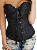 Hold Tight Overbust Corset  From Corset Buy  List Price:	$99.50  Price:	$14.90 - $30.00