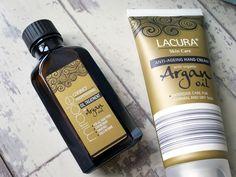 Aldi Lacura Argan Oil Beauty Range