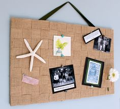 great diy bulletin board - Decorative Bulletin Boards