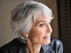 283 Best Gray Over 50 Hair Images Grey Hair Silver Hair Long