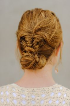 30 chignon Hairstyles wedding for Spring.The perfect hairstyle for brides or bridesmaids! sophisticated chignon,Classic Chignon,sleek chignon not messy,Messy Side Chignon Hairstyle Messy Fishtail Braids, Braided Chignon, Bun Updo, Braid Hair, Messy Hair, Updo Hairstyle, Side Chignon, Bun Braid, Perfect Hairstyle