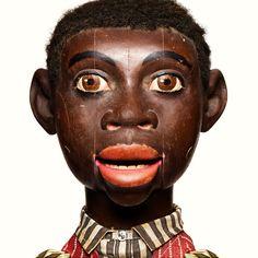 'Talking Heads': Puppets from the past –Brooks Boy II. (Matthew Rolston)