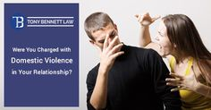 Were You Charged With #DomesticViolence In Your Relationship?