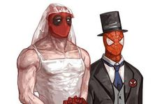 Spiderman y Deadpool: 11 viñetas del mejor dúo cómico - Batanga