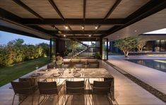 Inviting nature in your home is such a soothing feeling .... yet very few architects can achieve this flawlessly ... love the perfect merge of exterior/interior here ...by Octane architects , Y/A/O Residence 👌 #interiordesign #Gablesestates #coralgablesliving #coconutgrove #coralgables #brickell #coconutgrovemiami #cocoplum #pinecrest #Gablesrealestate #merrickpark #ParkGrove #keybiscayne #gablesbythesea #southmiami #BrickellFlatiron #brickellliving #brickellkey #miami #realestatemiami #on