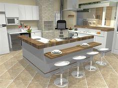 Galeria Promob - Galeria de Projetos - Cozinhas