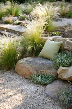 Add a pillow and then it's a seat! by Margie Grace - Grace Design Associates