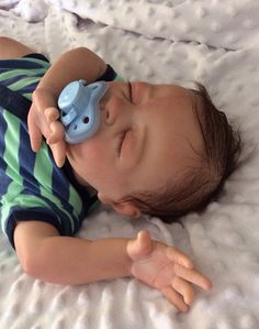 Adorable Reborn Baby Doll Ben a Jessica by PollysLittlePeanuts