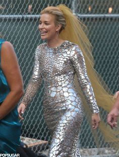 images of piper perabo wedding dress | Piper Perabo's Wedding Dress | POPSUGAR Style & Trends