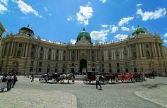 Viena. Me encantaría ver el Palacio Hofburg, residencia de la emperatriz Sissí.
