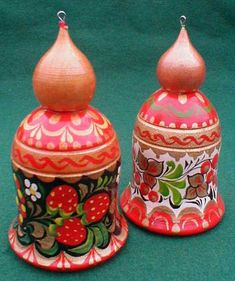 Russian Christmas ornament