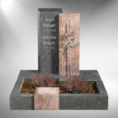 Tombstone Designs, Funeral, Modern Design, Vase, Flowers, Plants, Celebrity, Sport, Stone