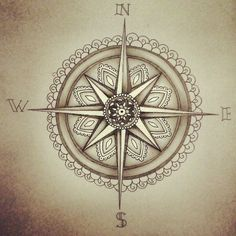 compass mandala - Google Search