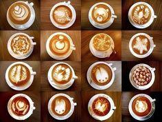 Cách pha cà phê latte art căn bản - YouTube