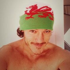 Luke Evans on WhoSay - Photos, videos, bio and more