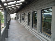 Want to experience the goodness of living in a country-style house and away from the city, and if you love hands-on, log cabin kits is the solution. Cabin Exterior Colors, Log Homes Exterior, Exterior Stain, Log Cabin Designs, Log Cabin Kits, Log Cabin Homes, Cabin Ideas, House Ideas, Log Home Decorating