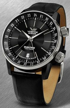 Type Dress Automatic Movement 2426 Vostok Automatic (32 jewels) Tolerance -20/+30 seconds per day Subdials NA Calendar 6 O'clock Position Crystal Anti-reflective mineral crystal Luminosity Super-Lumin