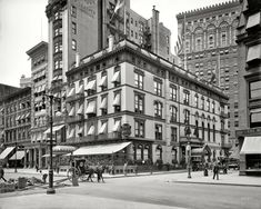 The Shorpy store. Prints suitable for framing. New York City :: Framed / Poster Art / Vintage Photos. New York Street, New York City, Vintage Photographs, Vintage Photos, Vintage Stuff, Vintage Items, Old Pictures, Old Photos, Shorpy Historical Photos