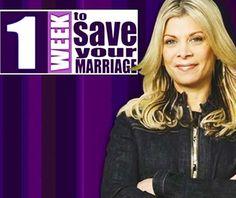 Programa - Uma semana pra salvar seu casamento.