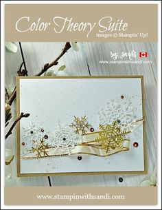 Color Theory Suite Stampin up, Colorful Seasons Bundle Stampin Up, stampin with sandi, sandi maciver, handmade christmas cards, stampin up card ideas, Stampin Up FREE Tutorials, card making blog, paper crafting blog, Stampin Up Christmas Cards