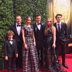 Girl Meets World Fan Website • Your #1 Source For Girl Meets World News » Blog Archive » Pictures of the Girl Meets World cast at the 2015 Creative Arts Emmy's