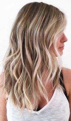 naturally sunkissed bronde highlights - Styleoholic