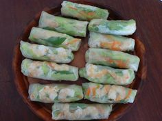 Food Endeavours of the Blue Apocalypse: Vietnamese Rice Paper Rolls