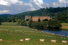 "Visiting Jane Austen's England.  ""Pemberley"" aka Chatsworth, Bath, Chawton ..."