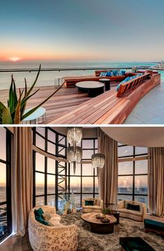 Perched gloriously above a long stretch of golden sand and situated close to the beautiful Cape Winelands, is the majestic Ocean View Penthouse, a perfect blend of design opulence and sensory magnificence. #TravelGround #Strand #WesternCape