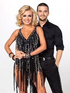 2012 Dancing With The Stars...absolutely amazing season!  Love Katherine Jenkins and Mark Ballas!  <3
