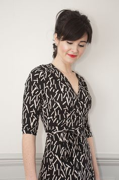 Sew Over It | Eve Dress Sewing Pattern - Sew Over It