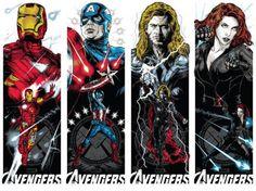 The Avengers Pop-Culture