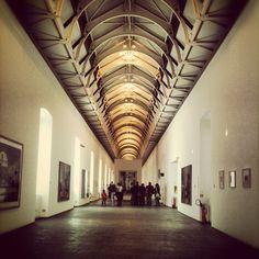 Castello di Rivoli - Museo d'Arte Contemporanea nel Rivoli, Piemonte #MuseumSchool
